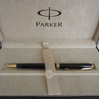 Шариковая ручка Parker Sonnet 08 Slim Laque Black BP 85 831