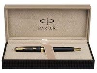 Шариковая ручка Parker Sonnet Feminine Collection, Metal and Pearl GT 85 532M