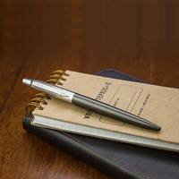 Шариковая ручка Parker JOTTER 17 Premium Tower Grey Diagonal CT 17 232