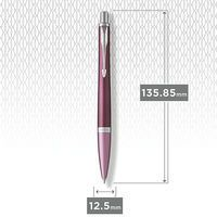 Фото Шариковая ручка Parker URBAN 17 Premium Dark Purple CT 32 732
