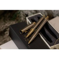 Фото Набор Parker IM Brushed Metal GT RB+BP в подар.уп. DUOSETS 20 392Tb19